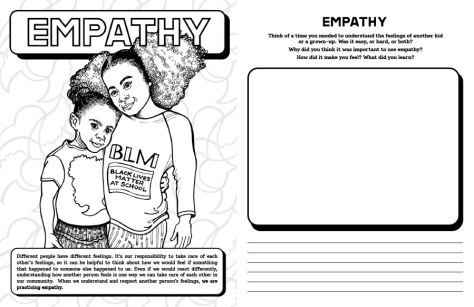 Empathy spread from WHAT WE BELIEVE