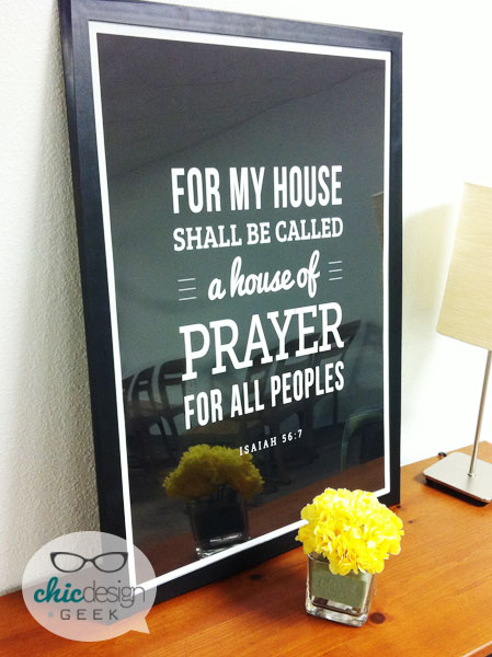 Parenting With Purpose Day 18 Scripture Wall Art LeeAnn G Taylor Embracing The Mosaic Life