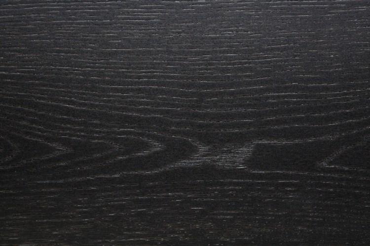 York Engineered Floors - Oak Black Brushed and Matt Lacquered