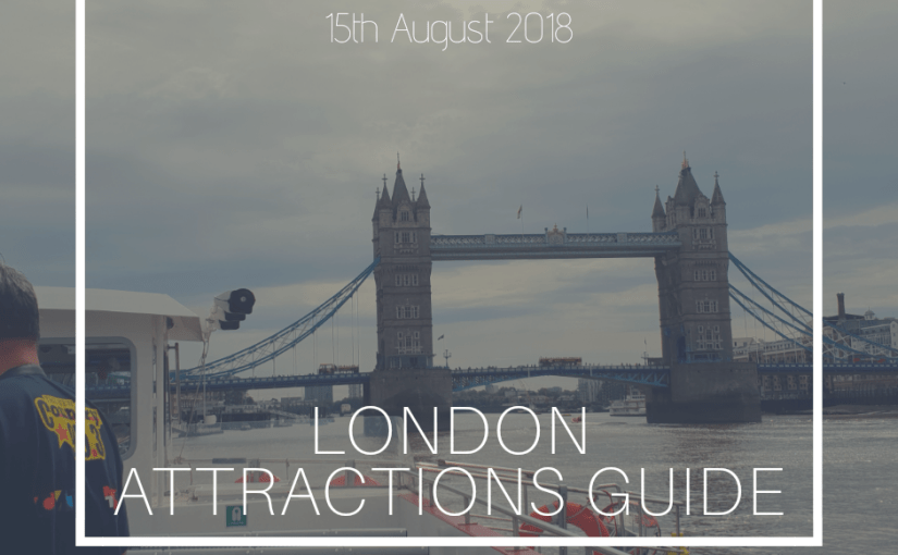 London Attractions Guide