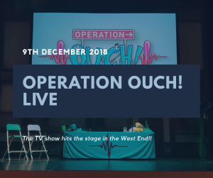 Operation Ouch Live