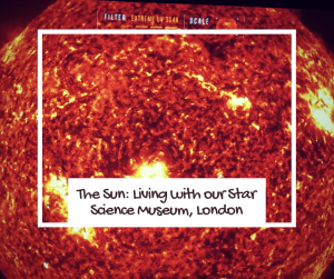 The Sun: Living with our Star lead image