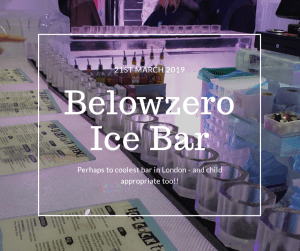 Belowzero Ice bar splash image