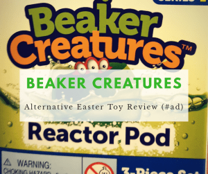 Beaker Creatures Reaction Pod Splash image