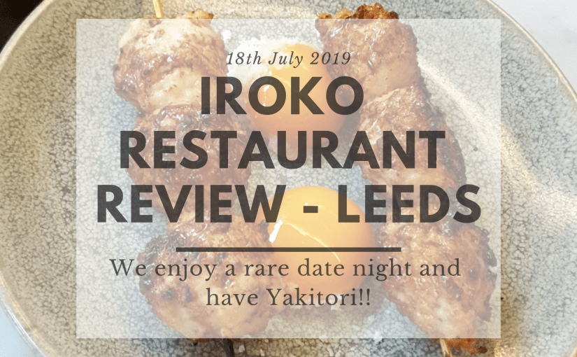 Iroko – Restaurant Review