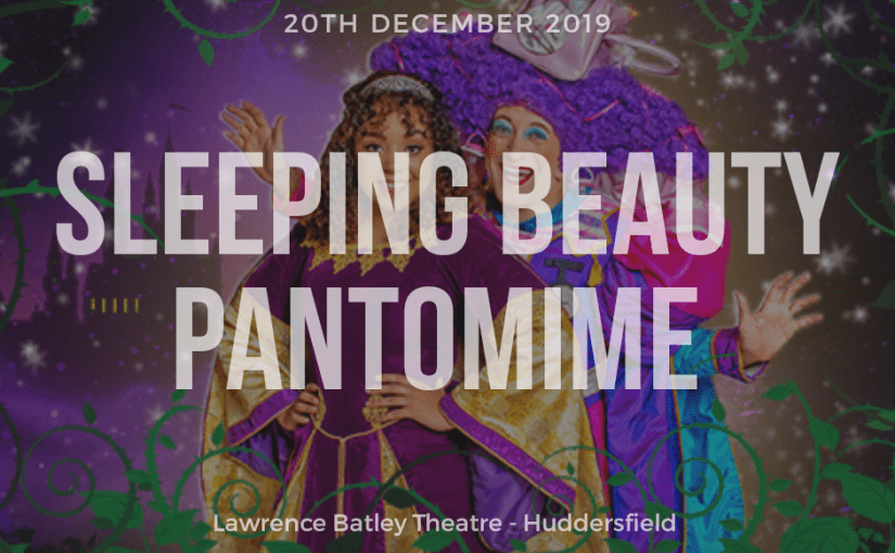 Sleeping Beauty – Lawrence Batley Theatre
