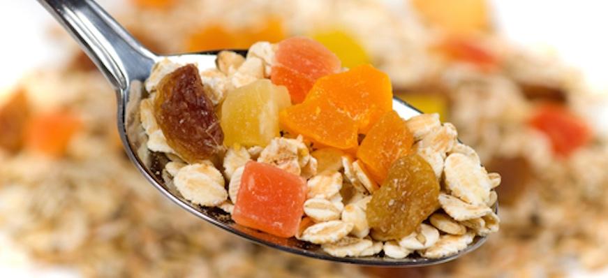 voeding met veel koolhydraten