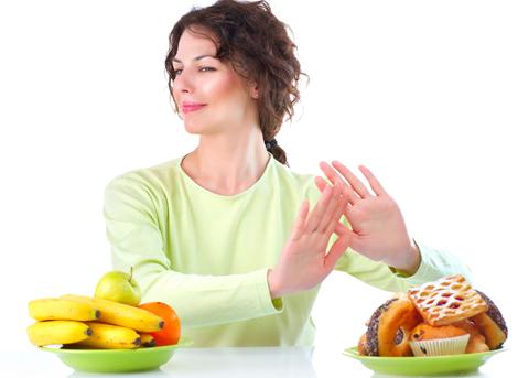 Honger tijdens afvallen voorkomen