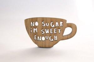 Suikervrij vermageren