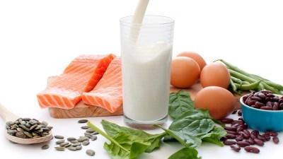 Te weinig eiwitten