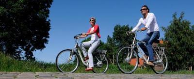 Elektrisch fietsen