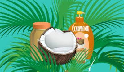 Kokosolie in koffie