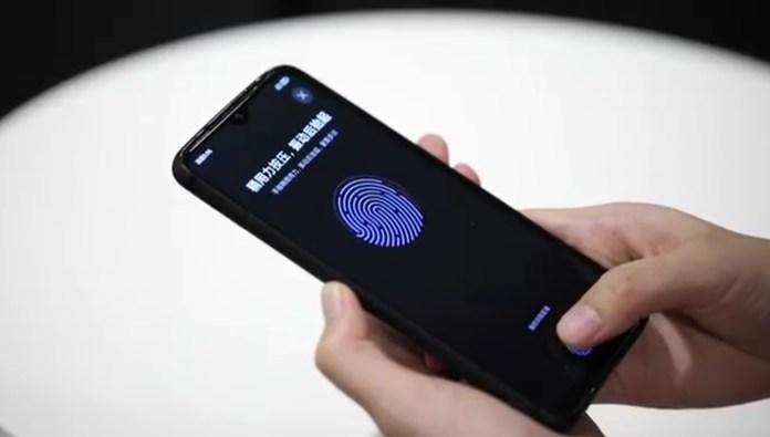 IN-Display Fingerprint on LCD Screens