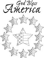 Usa Coloring Pages For Memorial Day Veterans Day Patriot Day