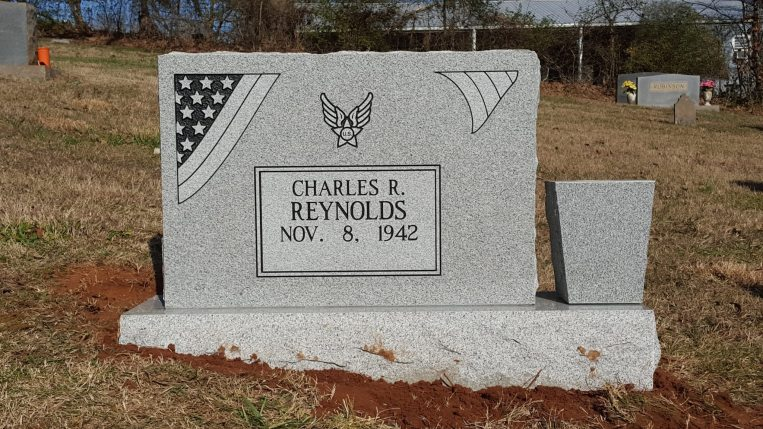 US Military Gravestone