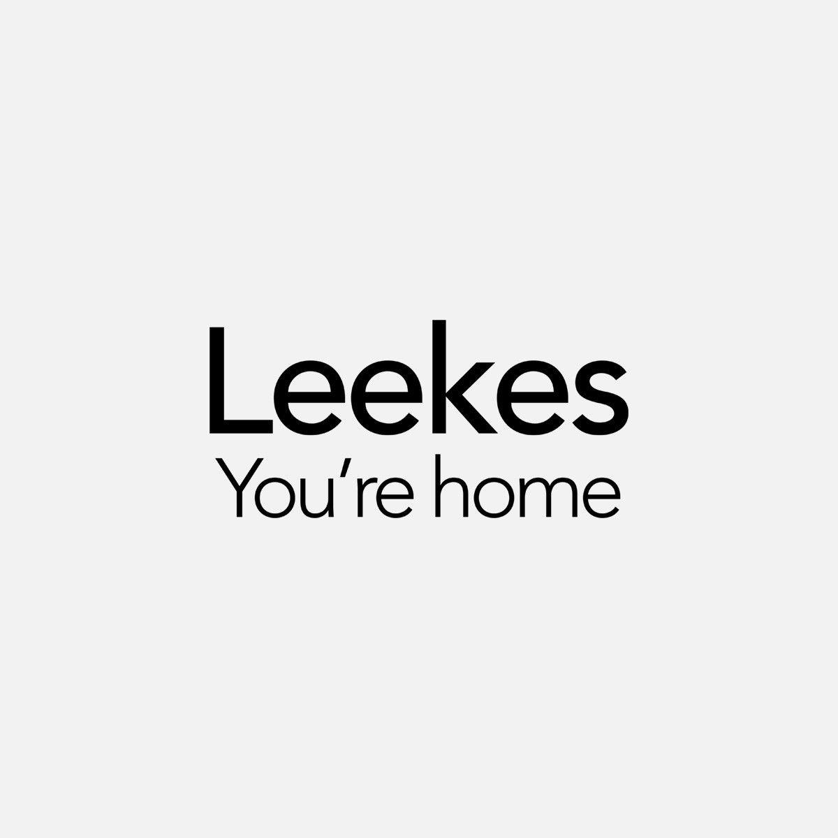 Brookpace Lascelles Smiths Large Wall Clock Roman Black L