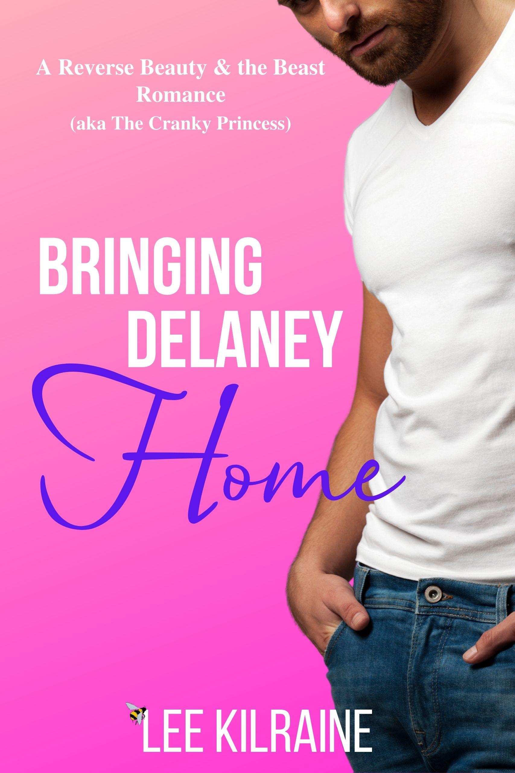 Cover of BRINGING DELANEY HOME