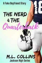 The Nerd and the Quarterback Book Cover
