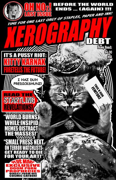 Xerography Debt #32