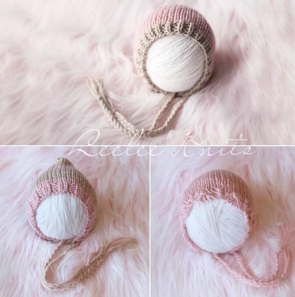 Newborn Baby Bonnet Patterns