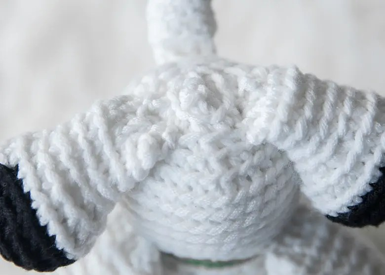 Free Crochet Puppy Pattern 6