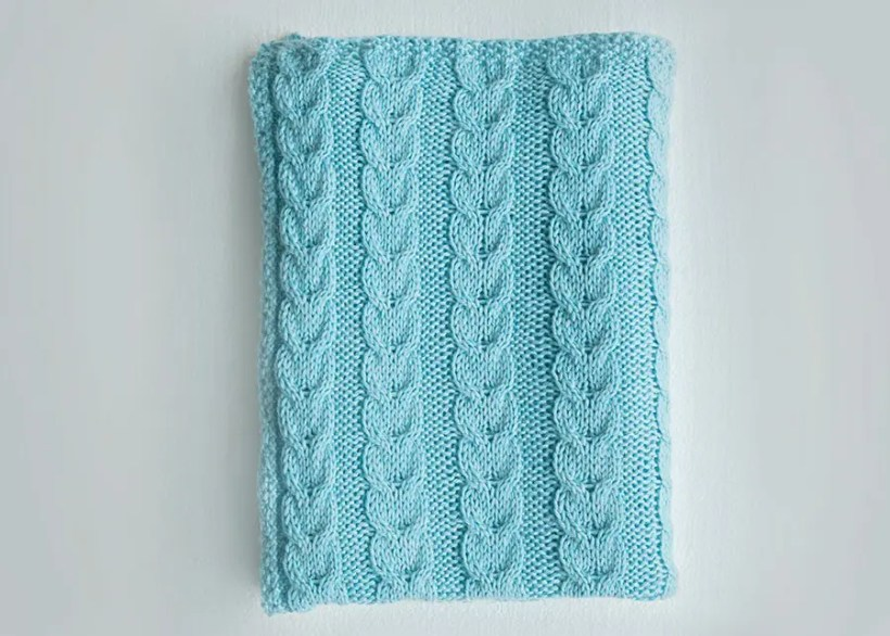 How-to-Wet-Block-Knitting-07