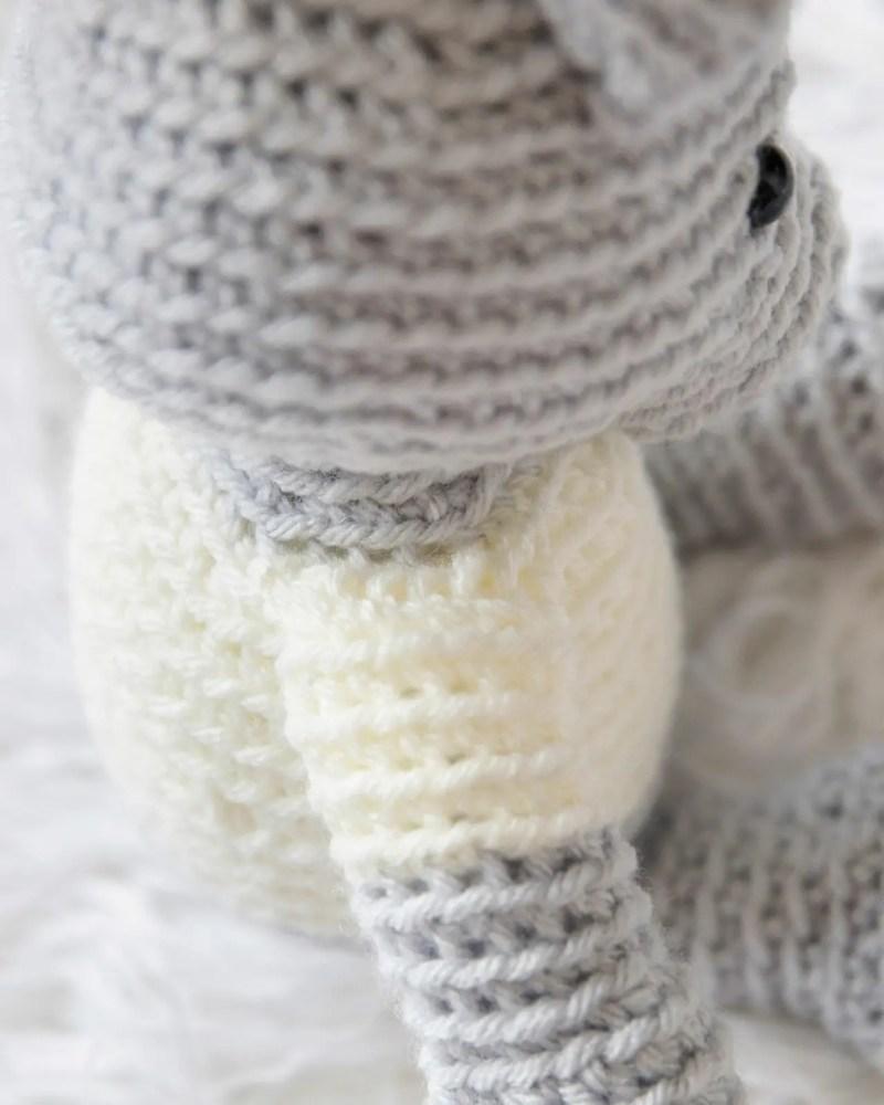 Crochet teddy bear free pattern leelee knits legs bankloansurffo Choice Image