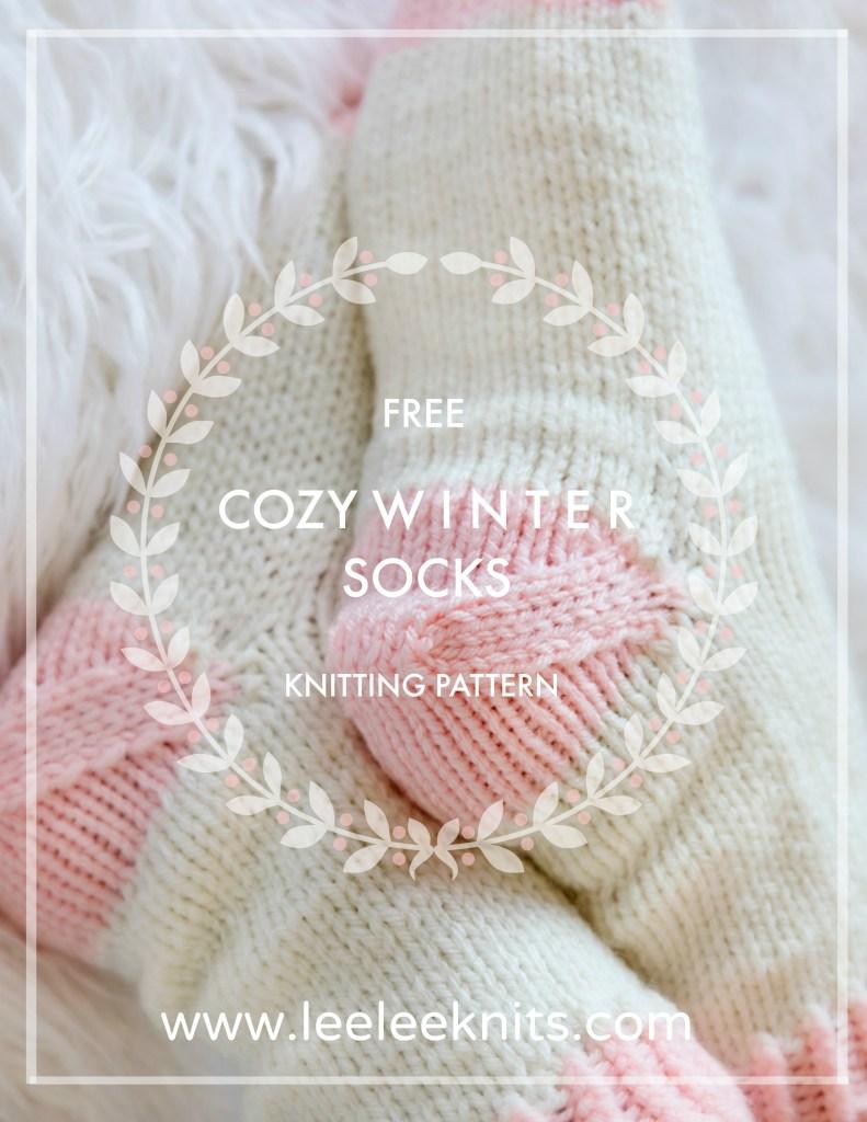 Reading Socks Free Knitting Pattern