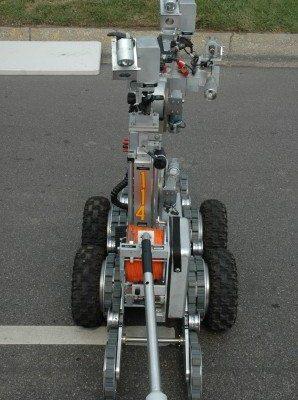 Crime Fighting Robots