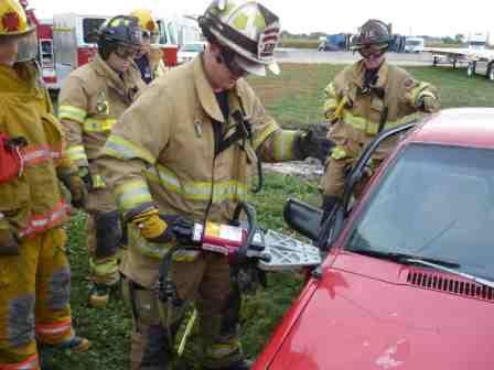 Firefighter Joe Collins: Jaws Of Life - Lee Lofland