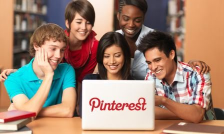 Libraries using Pinterest