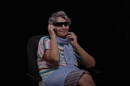 Grandma dope smoking