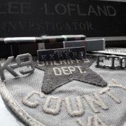 Badge Contact Lee