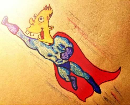 Mindless Super Hero