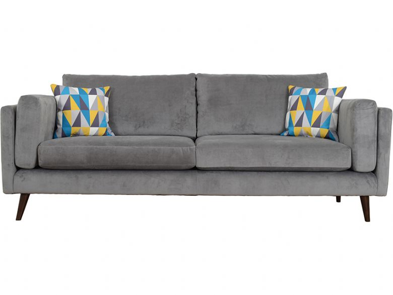 Sofa Fabric 4 Seater