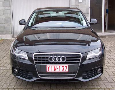 Audi voorkant