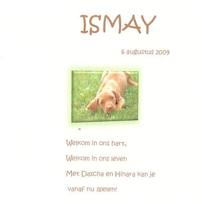 Ismay