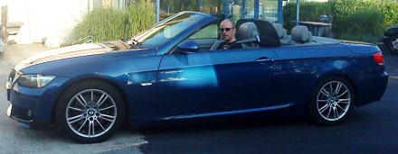 BMW 325Ci 2007