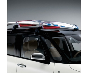 chrysler pacifica surf board paddle board carrier