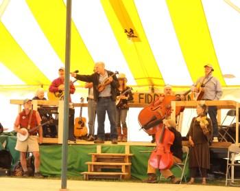 Common Ground Fair, barn dance