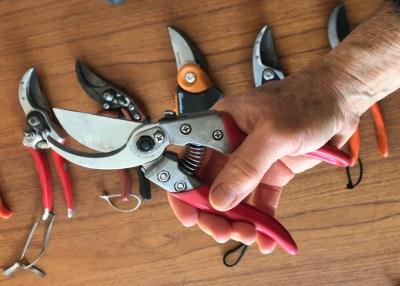 ARS VS-8 hand shear