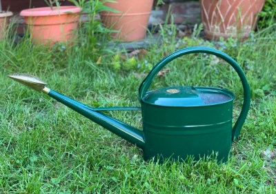 Watering can, green Haws