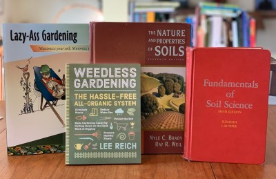 Books about soil