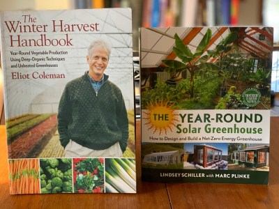 Vegetable 4 season books