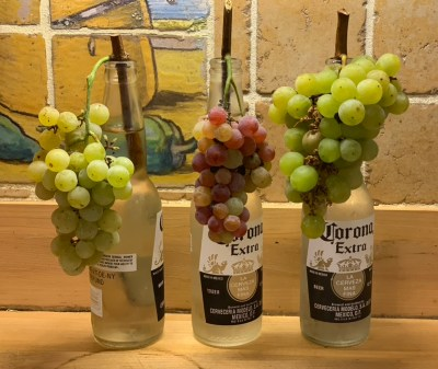 Grapes, after 1 month storage