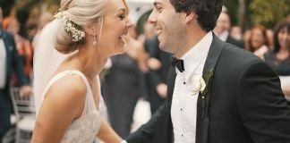 Discurso de boda del novio a la novia