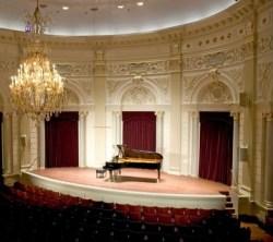 Piano's voor optredens