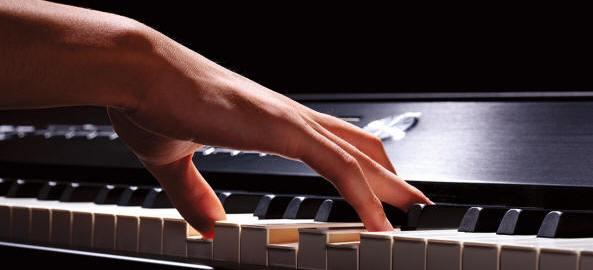 piano akkoord omkeringen