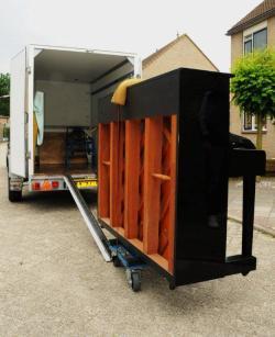 Tweedehands piano vervoeren