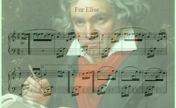 Beethovens Fur Elise